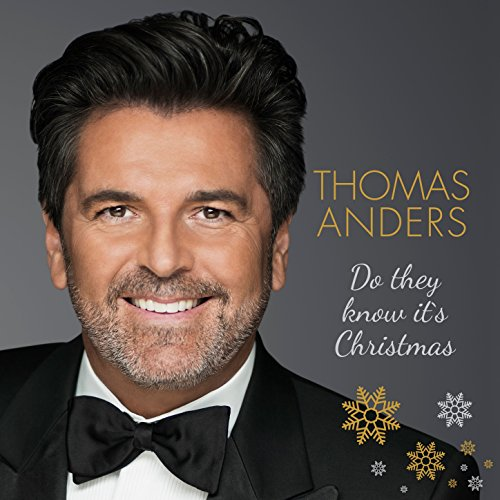 CD Thomas Anders - Do They Know It's Christmas [Сингл!]
